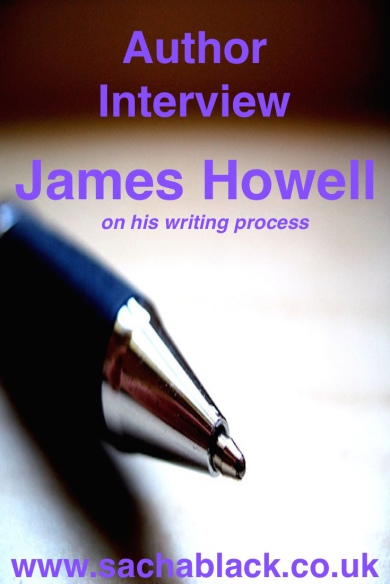 James Howell Author Interview
