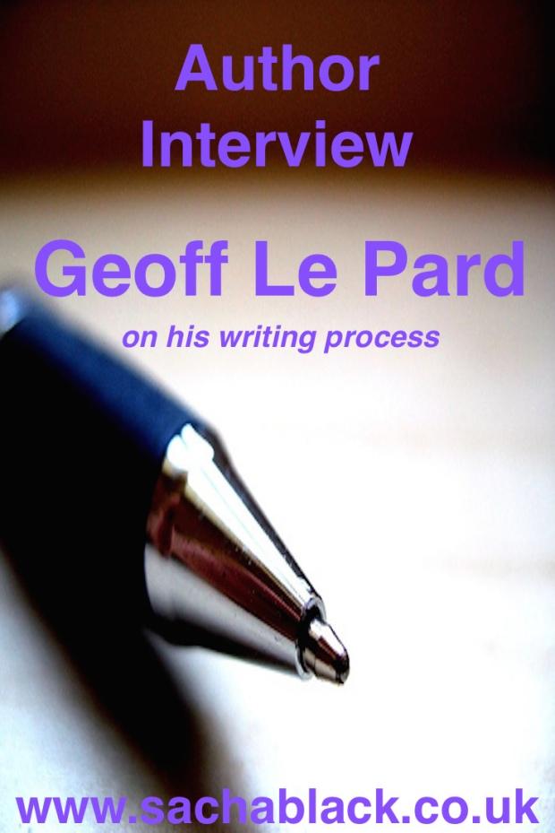 Geoff Le Pard