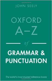 Oxford A-Z of Grammar and Punctuation