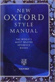 The Oxford Manual of Style