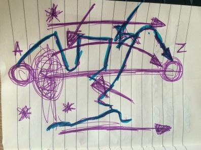 Sacha's Doodle