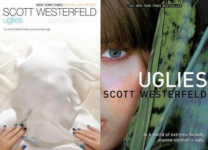 Uglies Book Covers