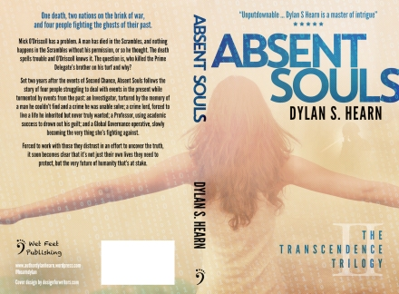 Absent Souls - Dylan S Hearn