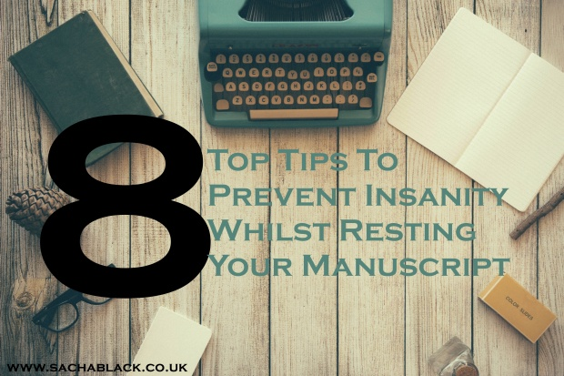 8 Top Tips For Resting Your Manuscript