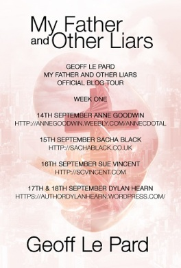 See more of Geoff on his blog tour