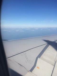 Taken by yours truly on route to The Netherlands