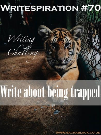 Write About Being Trapped
