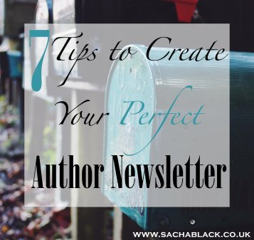 Author Newsletter