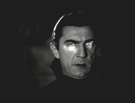 """By Screenshot from """"Internet Archive"""" of the movie Dracula (1931) - http://www.archive.org/details/Dracula1931-Trailer, Public Domain, https://commons.wikimedia.org/w/index.php?curid=11678809"""