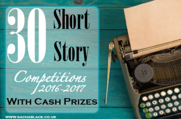 free writing contests with cash prizes